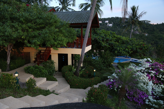 Samui Mountain Village Resort Villas Amazing Ocean Views
